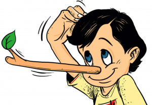 Lying – Part 1